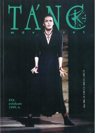 tancmuveszet-1999-6-címlap