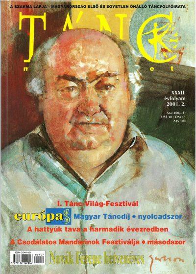 tancmuveszet-2001-2-címlap