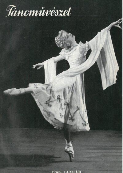 tancmuveszet-1955-1-címlap