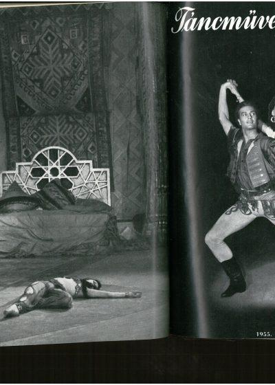 tancmuveszet-1955-11-címlap