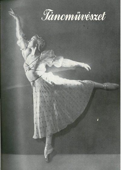 tancmuveszet-1955-3-címlap
