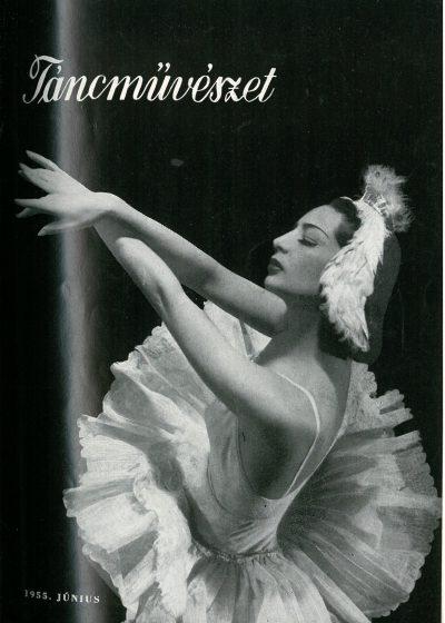 tancmuveszet-1955-6-címlap