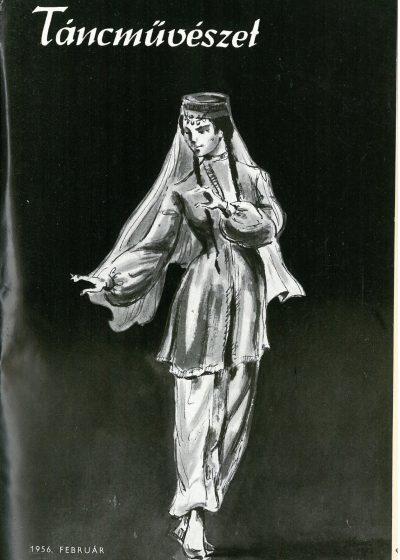 tancmuveszet-1956-2-címlap