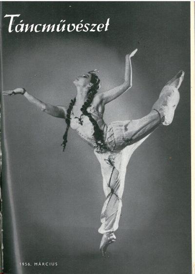 tancmuveszet-1956-3-címlap