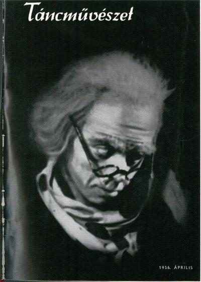 tancmuveszet-1956-4-címlap
