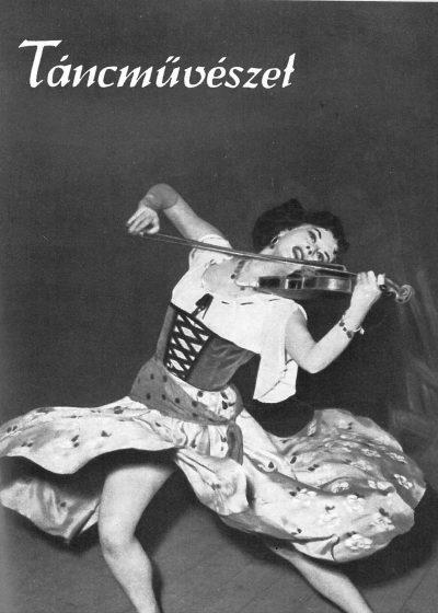 tancmuveszet-1956-5-címlap