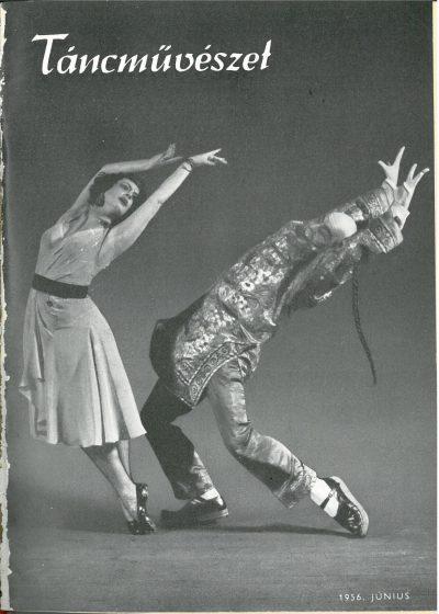 tancmuveszet-1956-6-címlap