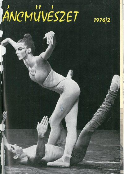 tancmuveszet-1976-2-címlap