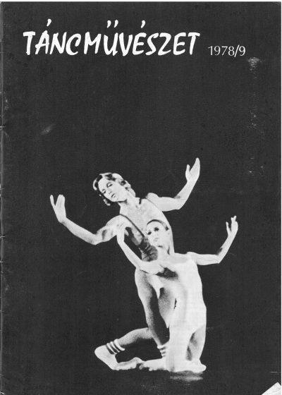 tancmuveszet-1978-9-címlap
