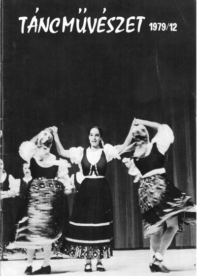 tancmuveszet-1979-12-címlap