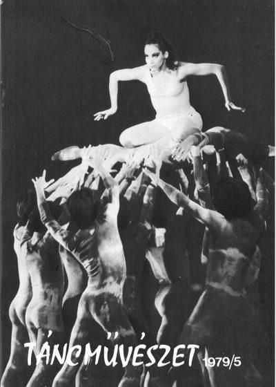 tancmuveszet-1979-5-címlap