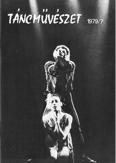 tancmuveszet-1979-7-címlap