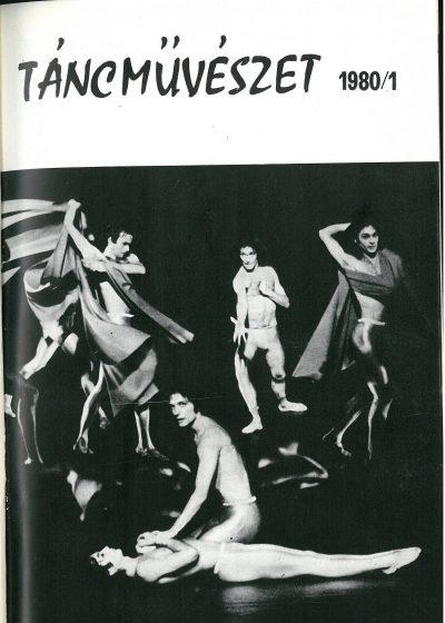 tancmuveszet-1980-1-címlap