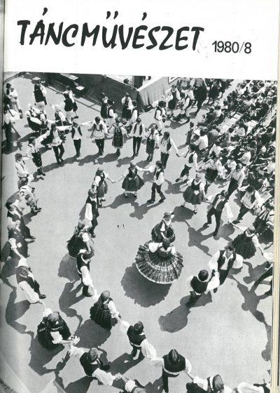 tancmuveszet-1980-8-címlap