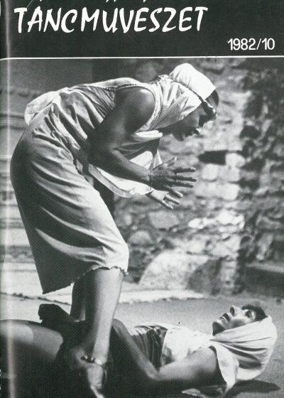 tancmuveszet-1982-10-címlap