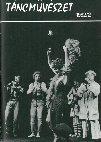tancmuveszet-1982-2-címlap