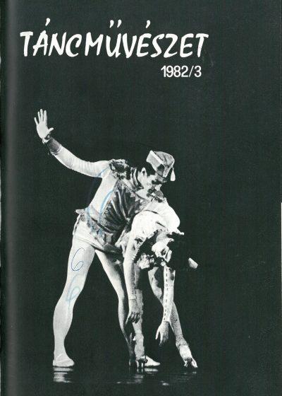 tancmuveszet-1982-3-címlap