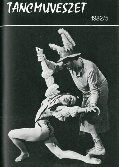 tancmuveszet-1982-5-címlap