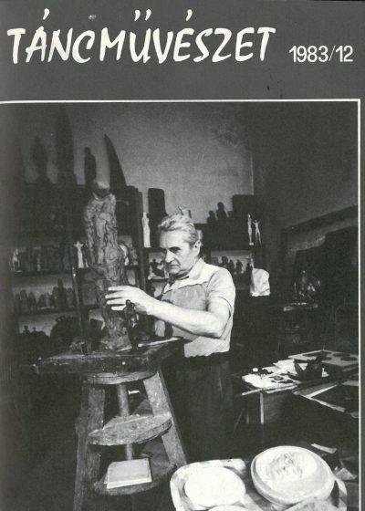 tancmuveszet-1983-12-címlap