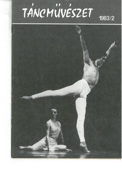 tancmuveszet-1983-2-címlap