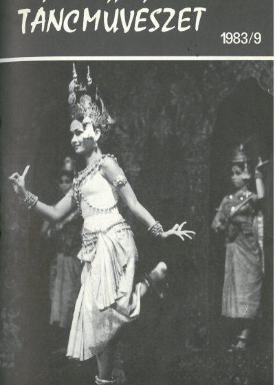 tancmuveszet-1983-9-címlap