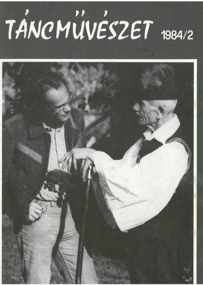 tancmuveszet-1984-2-címlap