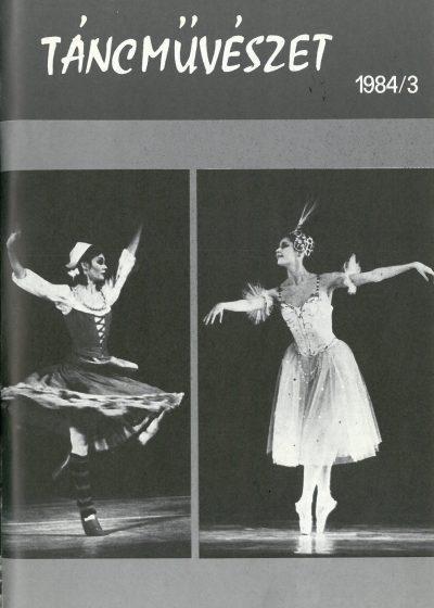 tancmuveszet-1984-3-címlap