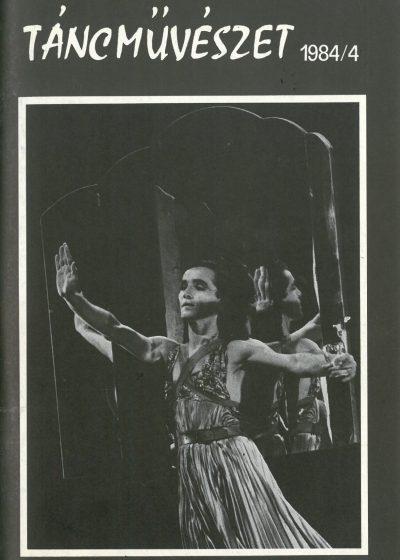 tancmuveszet-1984-4-címlap