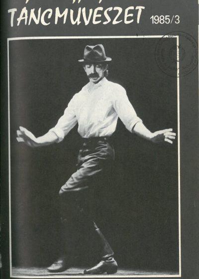 tancmuveszet-1985-3-címlap