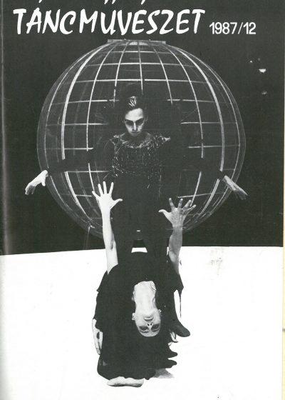 tancmuveszet-1987-12-címlap