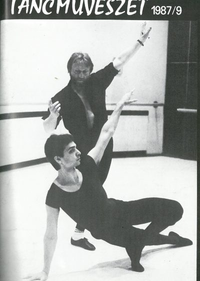 tancmuveszet-1987-9-címlap