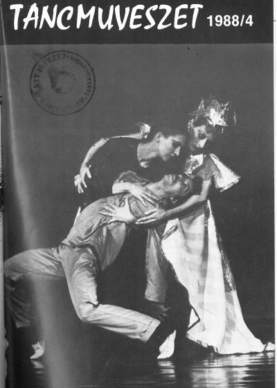 tancmuveszet-1988-4-címlap