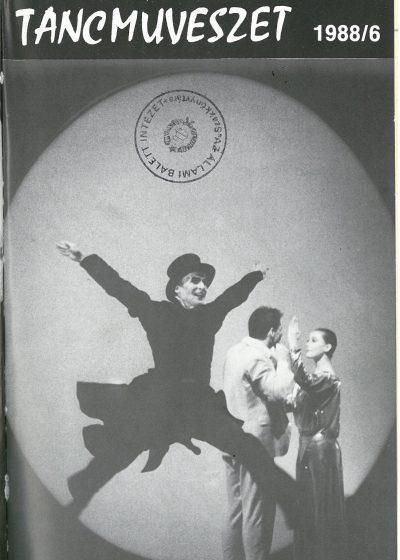 tancmuveszet-1988-6-címlap