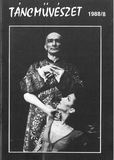 tancmuveszet-1988-8-címlap