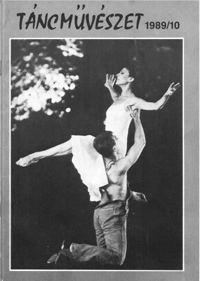 tancmuveszet-1989-10-címlap