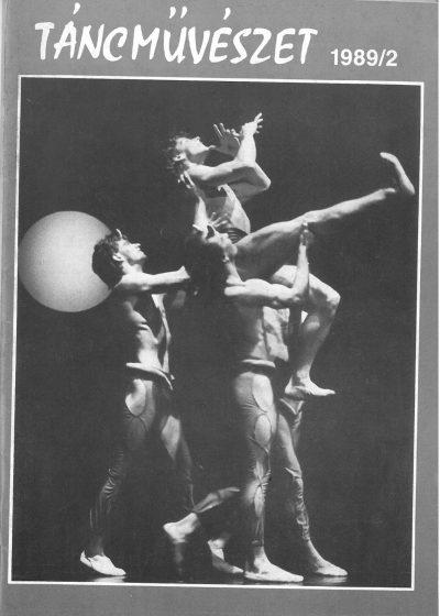 tancmuveszet-1989-2-címlap