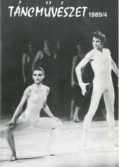 tancmuveszet-1989-4-címlap