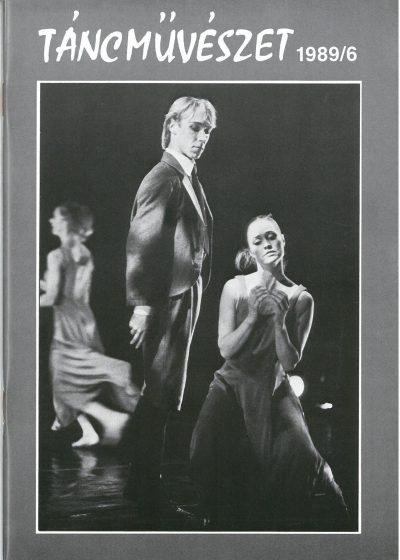 tancmuveszet-1989-6-címlap