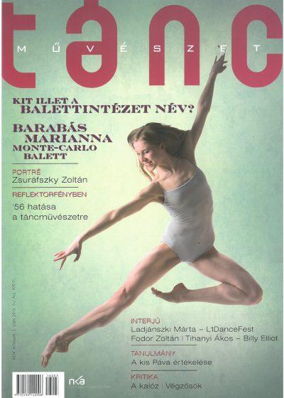tancmuveszet-2016-3-címlap